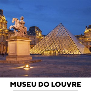 Tour Museu Do Louvre
