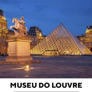 Tour Museu Do Louvre