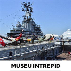 Museu Naval, Aéreo e Espacial do Intrepid