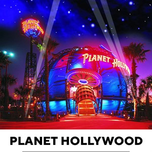 Restaurante Planet Hollywood