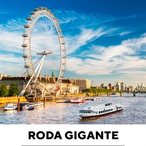 Roda Gigante Coca-Cola London Eye