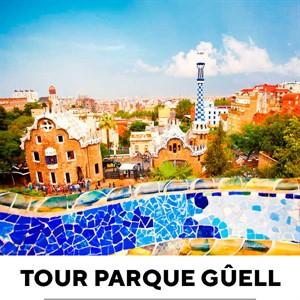 Tour Parque Guell