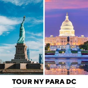 Tour Nova York para Washington DC