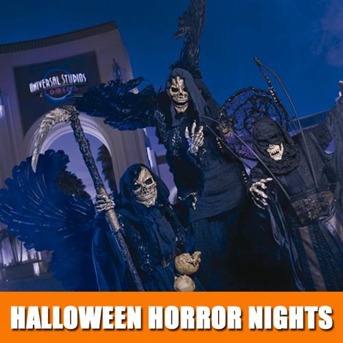 Ingresso Halloween Horror Nights Universal 2019 - 1 Noite + 1 Noite Extra Grátis! - Escolha duas noites entre as datas disponíveis (Confira antes de comprar!) - Entrada no parque só a partir das 18h30
