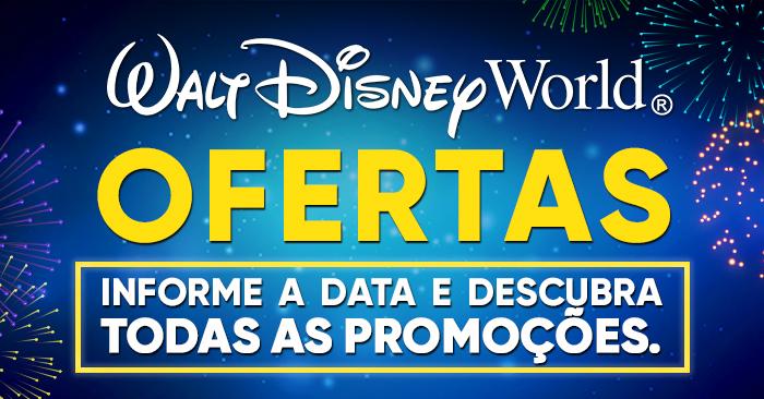 Ingressos Walt Disney