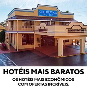 OS HOTÉIS MAIS ECONÔMICOS COM OFERTAS INCRÍVEIS