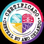 Certificado Central Eu Amo Orlando