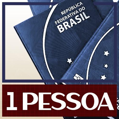 Passaporte para 1 pessoa – Assessoria para ativação do Passaporte Brasileiro