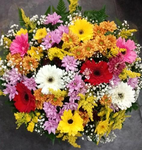 Bouquet de flores do campo