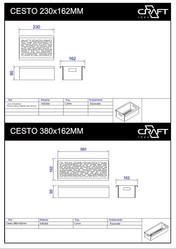 CESTO 230