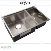 Cuba de cozinha QUADRATO R6040D