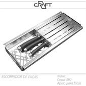 ESCORREDOR DE FACAS