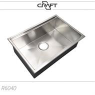 Cuba de cozinha QUADRATO R6040