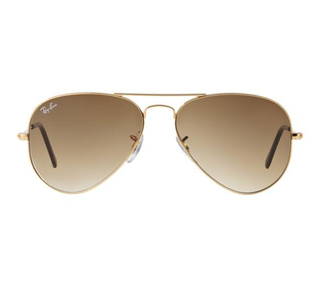 a80ba93549e9b Óculos de Sol Ray Ban Feminino Aviador