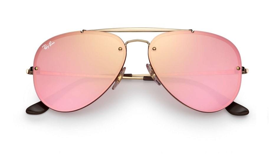 11c87622dc765 Óculos de Sol Ray Ban Blaze Aviator