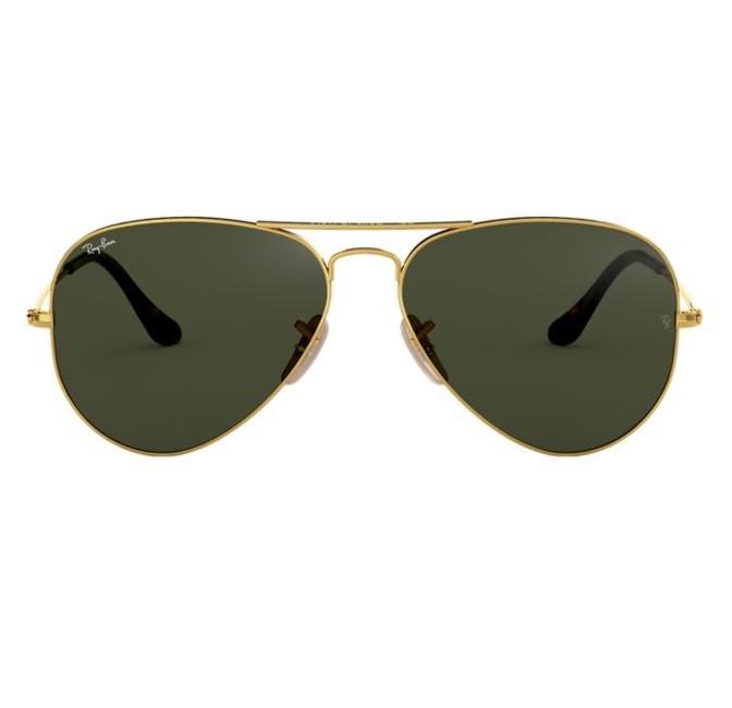 Óculos de Sol Ray Ban Masculino Aviador 3025 5ee4fca89f