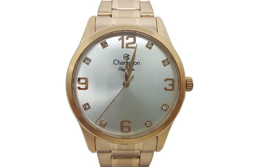 84456319e06 Relógio de Pulso Champion Rosé