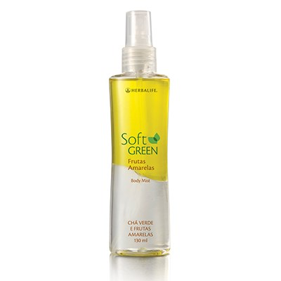 Colônia Desodorante Body Mist Frutas Amarelas Herbalife