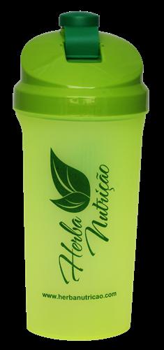 Shakeira HerbaNutrição com mola - 700 ml