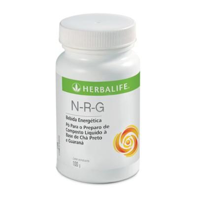 N.R.G - Chá Preto e Guaraná em Pó 100g - Bebida