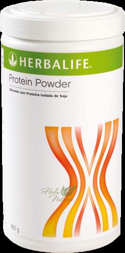 Protein Powder Herbalife ( Proteína de Soja ) Grande 480g - 80 Porções