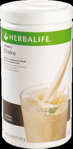 Shake Herbalife - Cookies and Cream