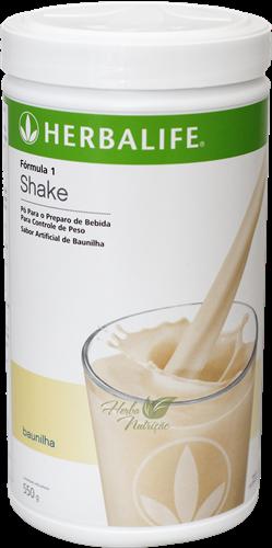 Shake Herbalife - Baunilha