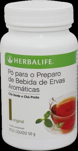 Chá Thermojetics Herbalife 50g - Original