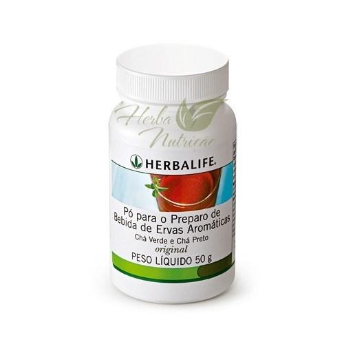 Chá Verde Herbalife Thermojetics 50g
