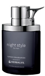 LIVELY NIGHT STYLE 100ML