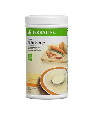 Nutri Soup Herbalife - Pote 416g - 16 Porções