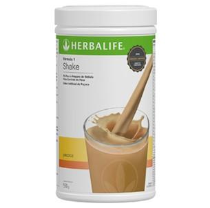 Shake Paçoca Herbalife