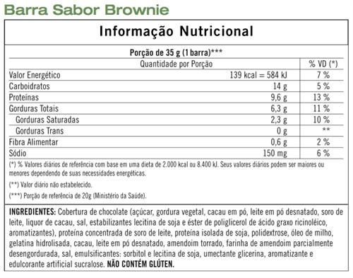 Herbalife Barra de Proteína Citrus Lemon