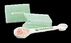 Kit Acessórios Herbalife 1 ( 1un. Colher Medida + 1un. Tableteira Pqna )
