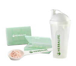 Kit Produtos Acessorios Herbalife 2