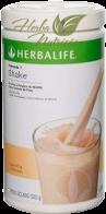 Shake Herba Life Baunilha Cremoso - 550g - 21 Porções.
