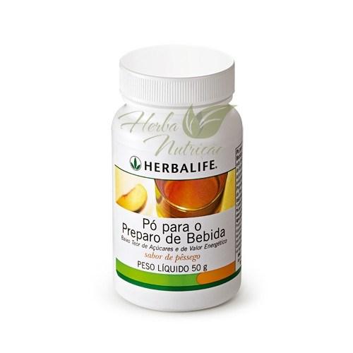 Herbalife Thermojetics Chá Pêssego 50g