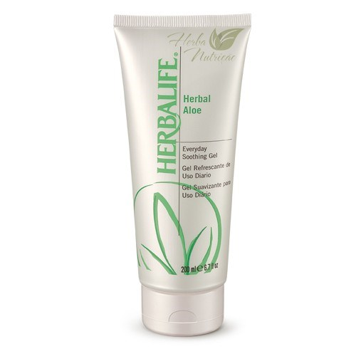 Uso Diário Gel Herbal Aloe