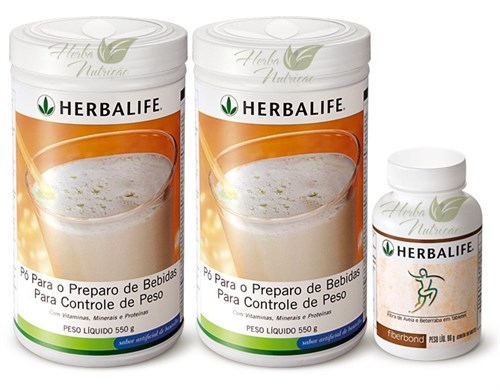 Herbalife Programa A Basico Fiberbond