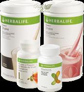 Programa B - Avançado Fiberbond (2 Shake Herbalife + 1 Fiberbond + 1 Chá)