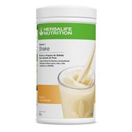 Shake Herbalife Banana Caramelizada - 550g - 21 Porções