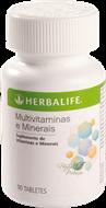 Multivitaminas e Minerais
