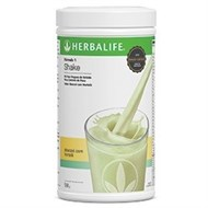 Shake Herbalife Abacaxi com Hortelã