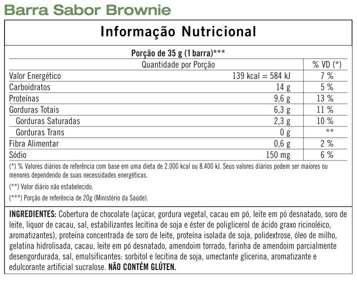 20cf15096 Barra de Proteínas Herbalife
