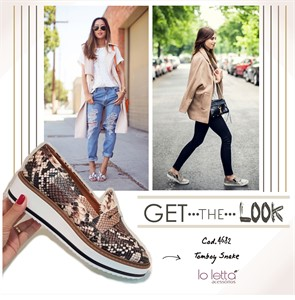 Get The Look!!! SNAKE PRINT!
